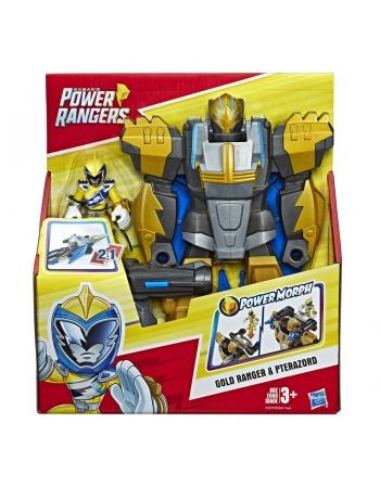 PLK POWER RANGERS ZORDS COM FIGURA E5867