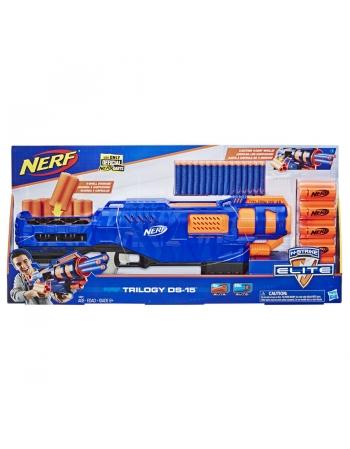 NERF N-STRIKE ELITE TRILOGY DS-15 E3821