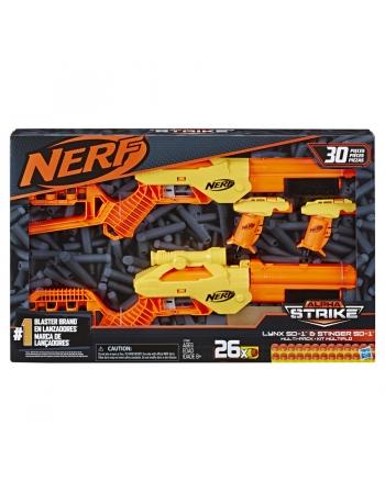 NERF ALPHA STRIKE MULTI BIG BOX E7580