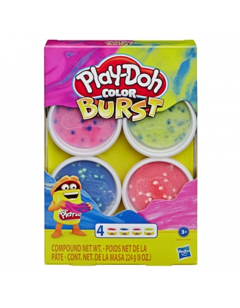 PLAY DOH COLOR BURST SORT E6966