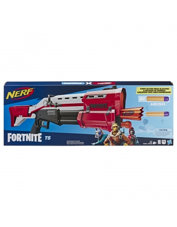 NERF FORTNITE TS RESKIN E7065