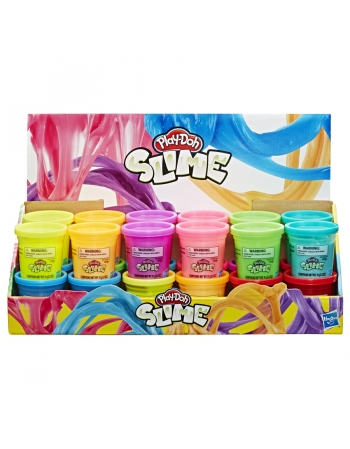 PLAY DOH SLIME UNITARIO 91G DISPLAY C/ 24 SORT E8790