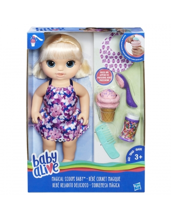 $ BABY ALIVE EXCLSOBREMESA M LOIRAC1090*