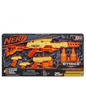 NERF ALPHA STRIKE BATTALION SET E8445