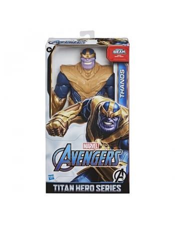 "AVENGERS FIG. 12"" TITAN HERO BLAST GEAR THANOS DELUXE E7381"