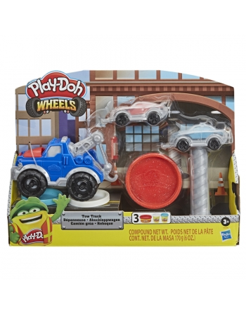 PLAY DOH WHEELS GUINCHO E6690