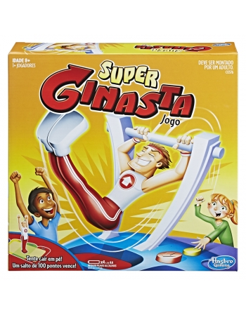 $JOGO SUPER GINASTA C0376*
