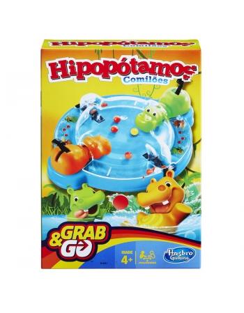 JOGO HIPOPÓTAMO COMILÃO GRAB & GO B1001