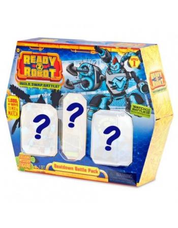 READY 2 ROBOT COLEC. BATTLE PACK*