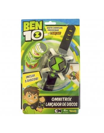 BEN 10 OMNITRIX LANÇADOR