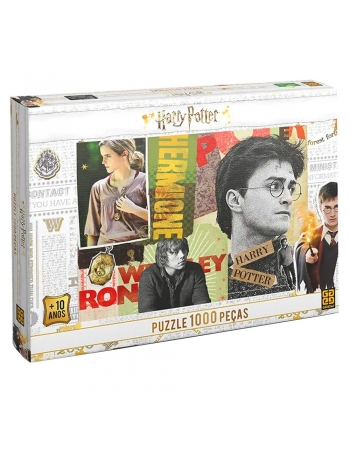 P. 1000PÇ HARRY POTTER