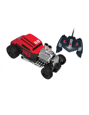 CONTROLE ROAD MASTER HOT WHEELS RC 7 FÇS*