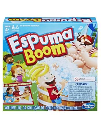 $ JOGO ESPUMA BOOM E1919*