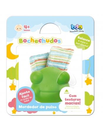 MORDEDOR PULSO C/ CHOCALHO BOCHECH SORT