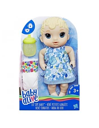 BABY ALIVE HORA DO XIXI LOIRA NEW E0385 %