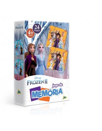 JOGO DA MEMÓRIA FROZEN 2
