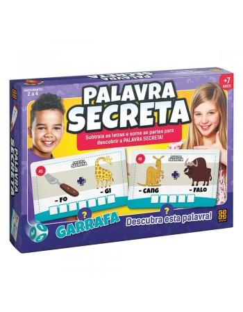 JOGO PALAVRA SECRETA