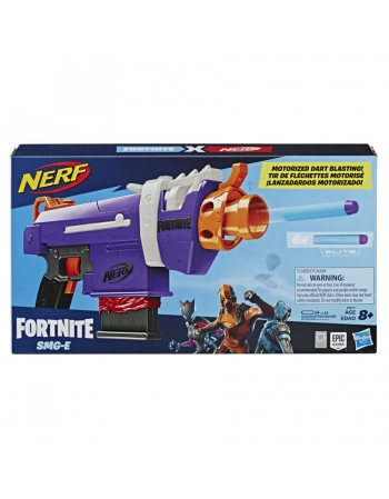 NERF FORTNITE SMG-E E7523
