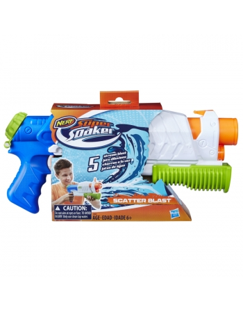 NERF SUP SOAKER SCATTERBLAST A5832