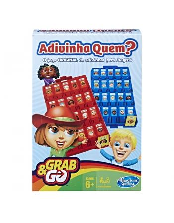 JOGO EXCL ADIVINHA QUEM GRAB&GO B1204