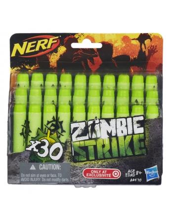 $NERF ZOMBIE DARDOS - REFIL A4570