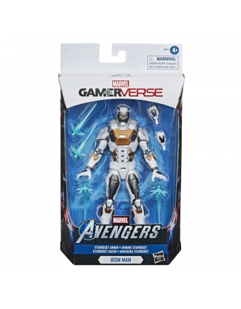 AVENGERS EXCLUSIVE 7 IRON MAN GAME SPECE ARMOR E8711