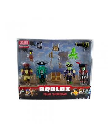ROBLOX- PACK COM 6 FIGURAS