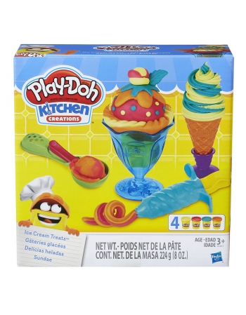 PLAY DOH EXCLUSIVO SUNDAE B1857