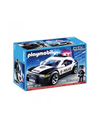 & PLAYMOBIL CARRO DE POLÍCIA