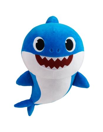"BABY SHARK PELUCIA 12\"" COM MUSICA (DISPLAY)"