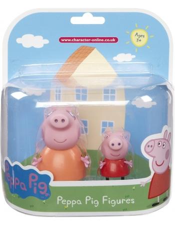 PEPPA PIG FIGURAS SORTIDAS PACK C/2