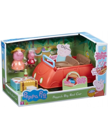 PEPPA PIG CARRO DA FAMILIA PIG