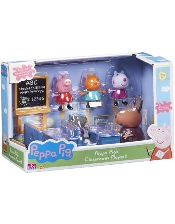 PEPPA PIG PLAYSET ESCOLINHA DA PEPPA