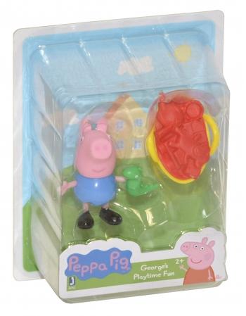 PEPPA PIG FIGURA COM ACESSORIOS SORTIDA