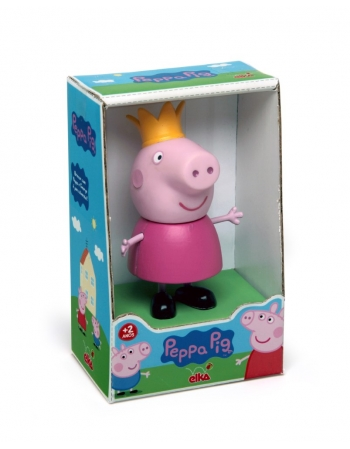BONECA PEPPA PIG PRINCESA