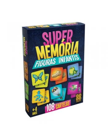 SUPER MEMÓRIA - FIGURAS INFANTIS