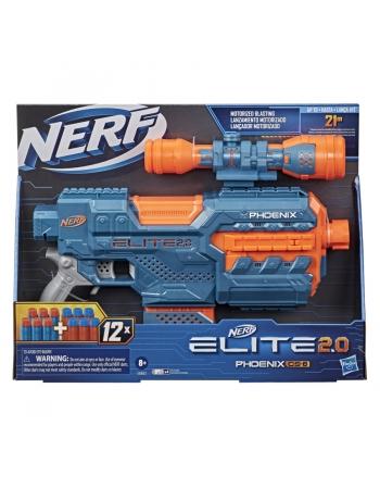 NERF ELITE STRYFE 2.0/PHOENIX CS-6 E9962