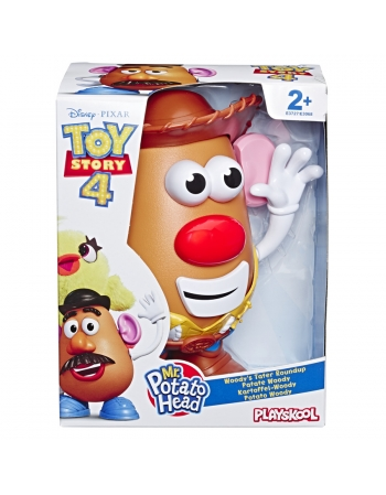 MR POTATO HEAD TS4 WOODY BUZZ SORT E3068