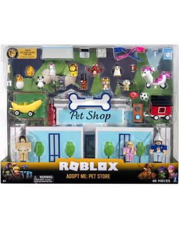 ROBLOX PLAYSET ADOTE-ME