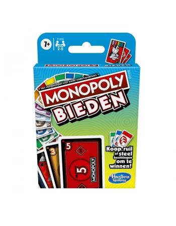 JOGO MONOPOLY BID F1699