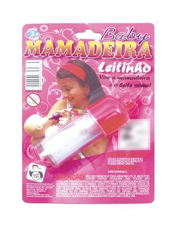 BABY MAMADEIRA - LEITINHO
