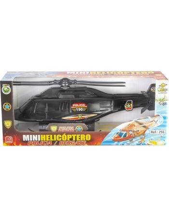 MINI HELICOPTERO POLICIA/ RESGATE