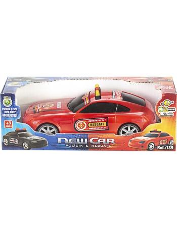 NEW CAR POLICIA/ RESGATE