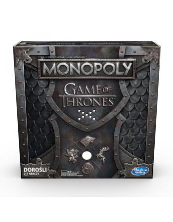 JOGO MONOPOLY GAME OF THRONES E3278*