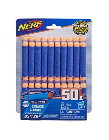 NERF ELITE DARDOS REFIL C/50 E6104
