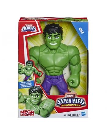 PLK SUPER HERO FIG. 10'' MEGA MIGHTIES HULK E4149