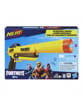 NERF FORTNITE SP - L E7063 %