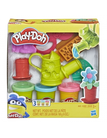 $ PLAY DOH KIT DE JARDINAGEM E3564% #