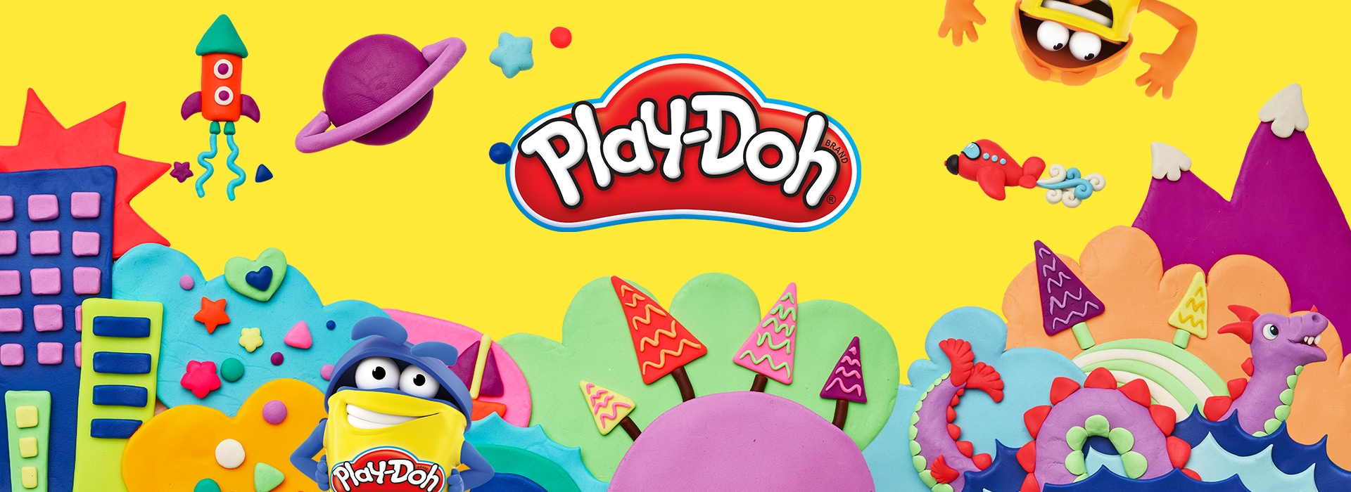 Home Slide Play-Doh